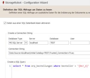 SQL Datenbank Abfragen